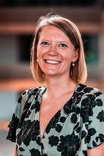 Olivia Coudenys  Medebestuurderbij  Effectis  , een externe HR-partner voor bedrijven.